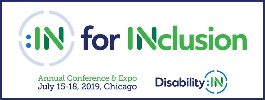 In for inclusion Annual Conference Logo