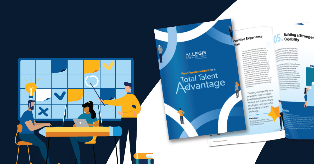 New Report: 4 Fundamentals for a Total Talent Advantage